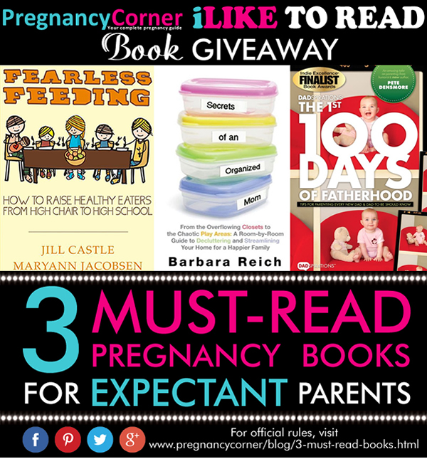Must Read Books For Expectant Parents