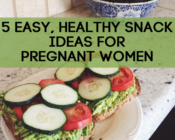 Healthy Snack For Pregnant Women 118