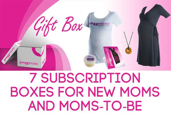 Pregnancy Subscription Boxes