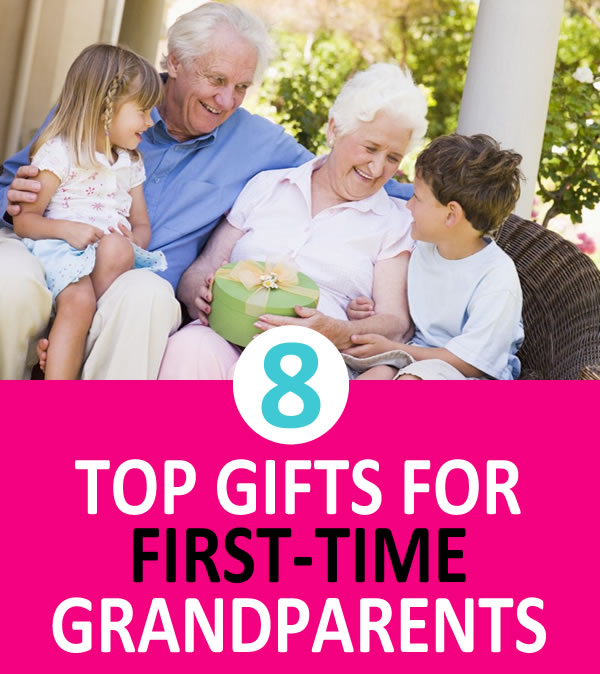 Baby Gift Ideas For New Grandparents : Top gifts for first time grandparents