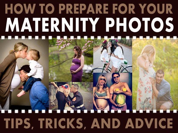 How To Prepare For Maternity Photos
