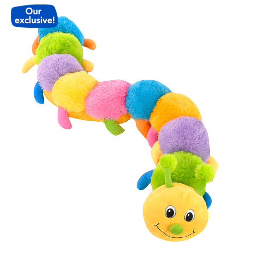 Plush55InchCaterpillar