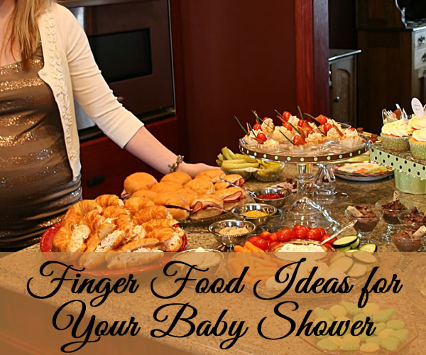 finger food ideas for your baby shower. Black Bedroom Furniture Sets. Home Design Ideas