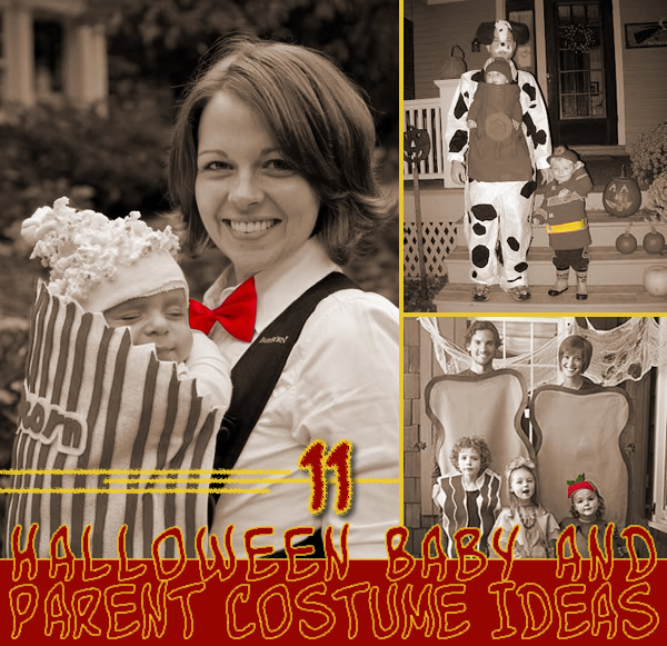 11 halloween baby and parent costume ideas